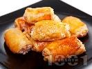 Рецепта Бутер ролца с царевица и сирене